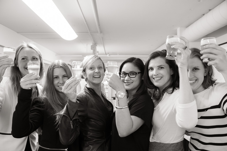 Holiday Cheers to our Newest Team Members: Dania and Holly!